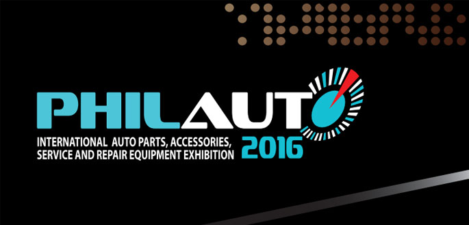 We cordially invite you to our booth in PHILAUTO 2016 !